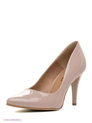 Туфли Goergo. Цвет: розовый