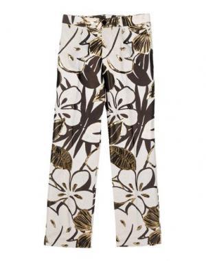 Повседневные брюки F.R.S. FOR RESTLESS SLEEPERS. Цвет: слоновая кость