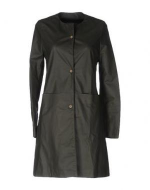 Легкое пальто VINTAGE DE LUXE. Цвет: зеленый-милитари