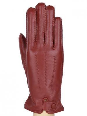 Перчатки Fabretti. Цвет: терракотовый