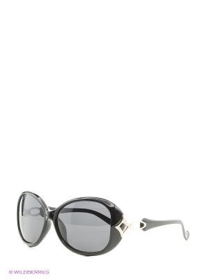Поляризационные очки Vittorio Richi. Цвет: темно-зеленый, антрацитовый