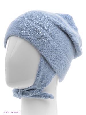 Шапка Totti. Цвет: голубой
