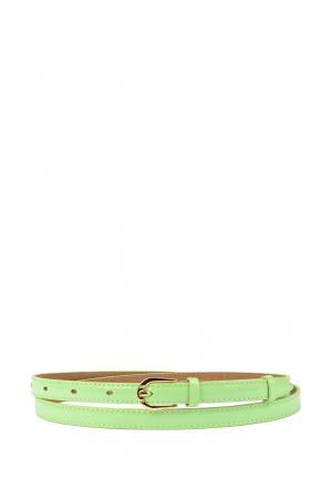 Ремень VIP Collection. Цвет: зеленый