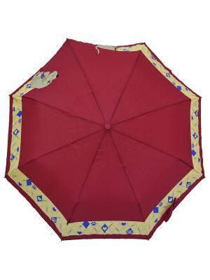 Зонты H.DUE.O. Цвет: красный