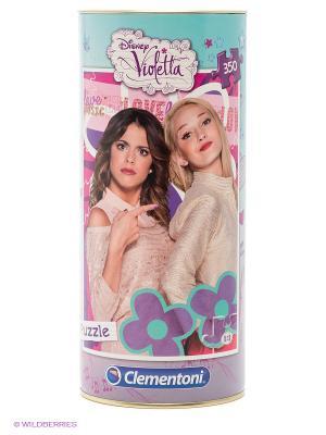 Пазл Disney - Виолетта с Людмилой, 350 эл. Clementoni. Цвет: фиолетовый