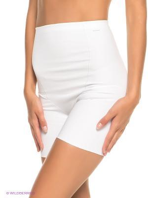Панталоны для коррекции BlackSpade. Цвет: белый