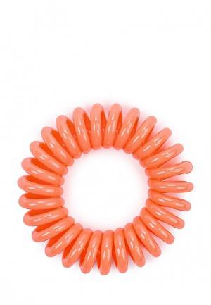 Комплект резинок 3 шт. invisibobble. Цвет: оранжевый