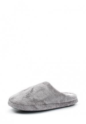 Тапочки Marks & Spencer. Цвет: серый