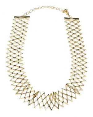 Ожерелье NOIR JEWELRY. Цвет: золотистый
