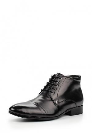 Ботинки классические Valor Wolf. Цвет: черный