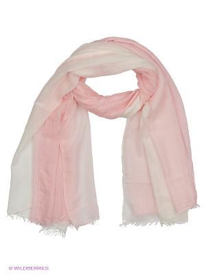 Палантин CODELLO. Цвет: бледно-розовый