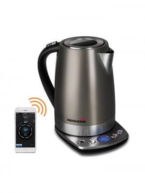 Чайник REDMOND RK-M173S-E (Серый). Цвет: бронзовый