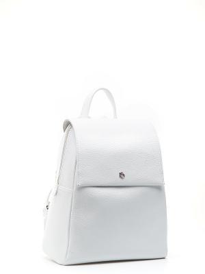 Рюкзак Pimo Betti. Цвет: белый
