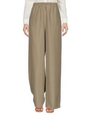 Повседневные брюки BALLANTYNE. Цвет: бежевый
