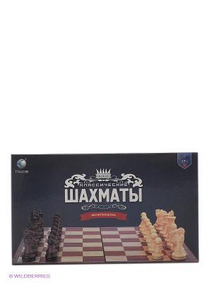 Настольная игра Шахматы VELD-CO. Цвет: коричневый
