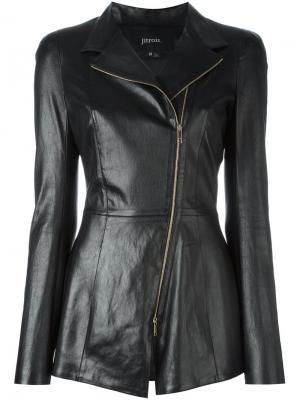 Куртка Jerry Jitrois. Цвет: чёрный
