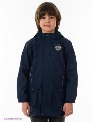 Куртка D-GENERATION. Цвет: темно-синий