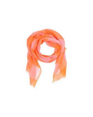Палантин MARC BY JACOBS. Цвет: оранжевый