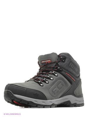 Спортивные ботинки Earth Gear. Цвет: серый