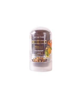Дезодорант-крислалл  EcoDeo стик с Лакучей (мужской), 60 гр. TAI YAN. Цвет: коричневый