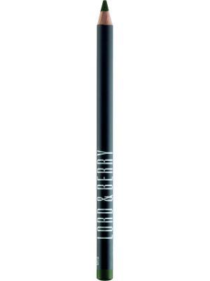 Карандаш для глаз с цветным подтоном Supreme, оттенок 0110 изумрудный Lord&Berry. Цвет: темно-зеленый