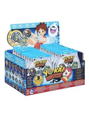 Игровой набор Йока-вотч Hasbro. Цвет: голубой, белый
