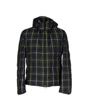 Куртка CALVARESI. Цвет: темно-зеленый