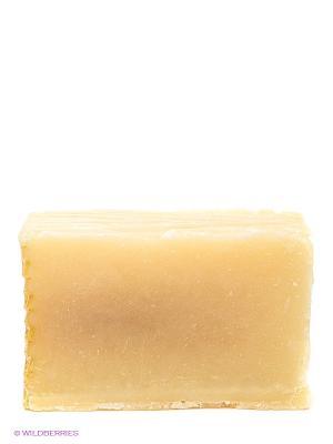 Натуральное мыло Липовый мед, 100гр. Мыловаров. Цвет: желтый