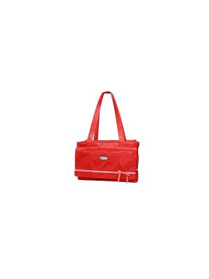 Сумка-термос Foogo Large Diaper  Fashion Bag in red Thermos. Цвет: красный