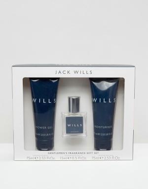 Jack Wills Подарочный набор с туалетной водой Emmington. Цвет: мульти
