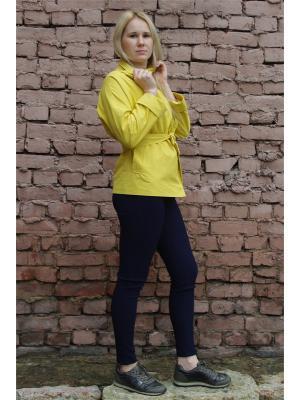 Жакет Снежана Versia. Цвет: горчичный