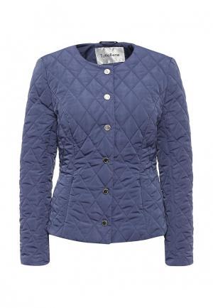 Куртка утепленная Tutto Bene. Цвет: синий