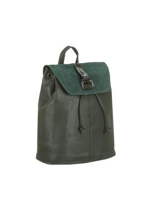 Рюкзак Sofiya. Цвет: зеленый