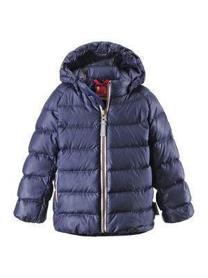 Куртка Reima. Цвет: синий