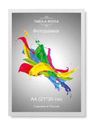 Фоторамка 21х30 №454 Tabula Rossa. Цвет: белый