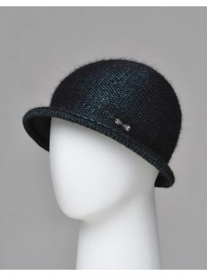 Шляпа Планже. Цвет: темно-зеленый