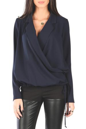 Блуза Joins. Цвет: dark blue