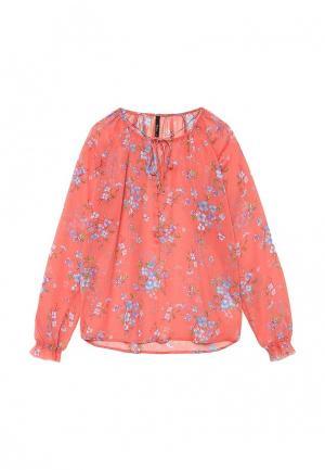 Блуза Pepe Jeans. Цвет: красный
