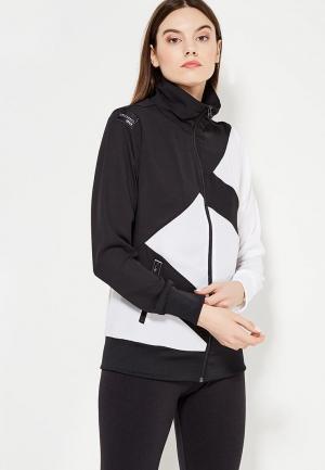 Олимпийка adidas Originals. Цвет: черно-белый