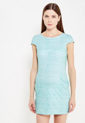 Платье MilkyMama. Цвет: мятный
