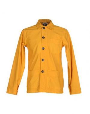 Куртка MOLO ELEVEN. Цвет: охра