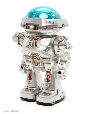 Робот Космический воин VELD-CO. Цвет: серый