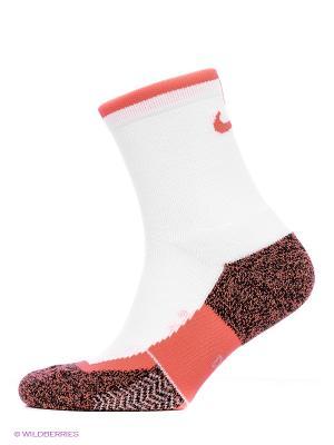 Носки U NK ELT CUSH CREW TN Nike. Цвет: белый