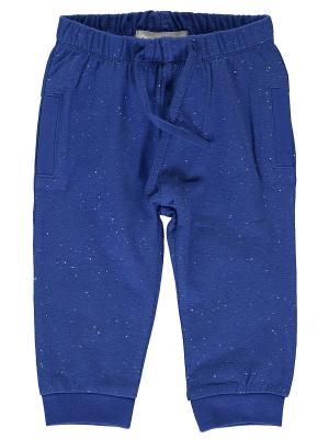 Брюки NAME IT. Цвет: голубой, темно-синий, темно-фиолетовый