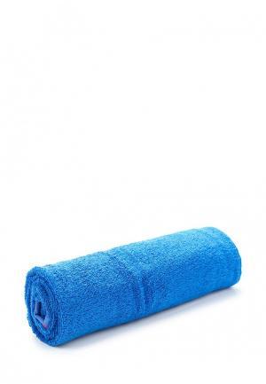 Полотенце Speedo. Цвет: синий