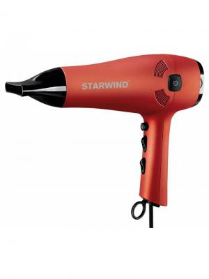 Фен SHS8915 StarWind. Цвет: красный