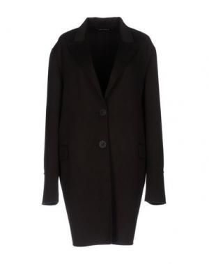 Пальто IRIS VAN HERPEN. Цвет: темно-коричневый