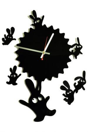 Часы Парашютисты W-ERA. Цвет: черный