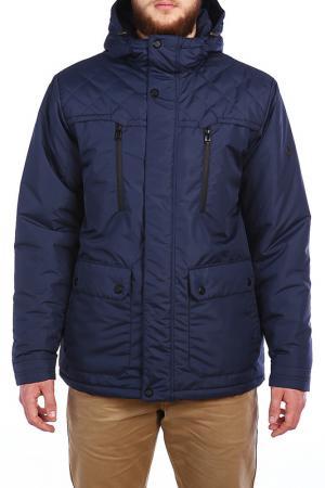 Куртка XASKA. Цвет: blue graphite