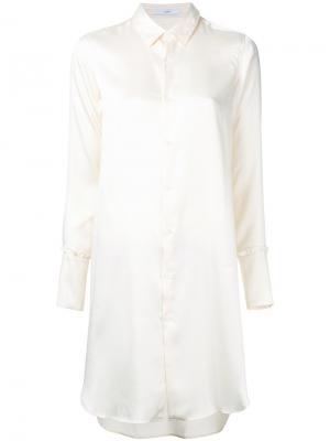 Длинная рубашка Astraet. Цвет: белый